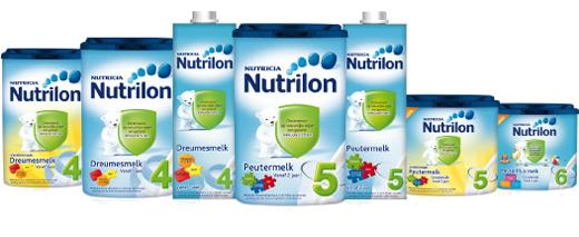 Nutrilon Dutch Infant Formula 公式 Hollandforyou