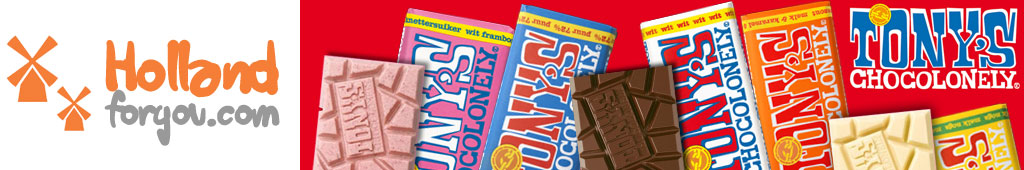 Hollandforyou tonys chocolonely