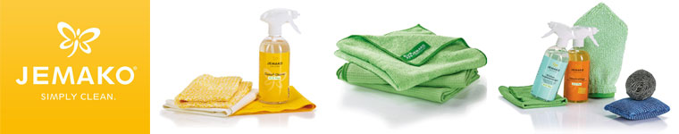Jemako simply clean products
