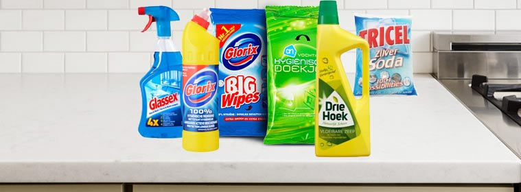 Cleaning Products Hollandforyou