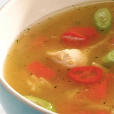 Easy-chicken-soup