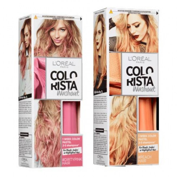 L'Oréal colorista hair products