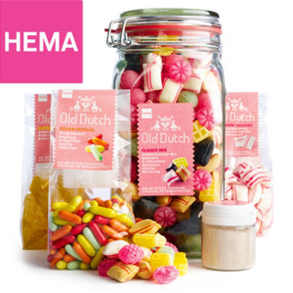 Old Dutch Candy by HEMA