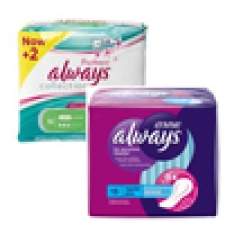 always-tampon-products
