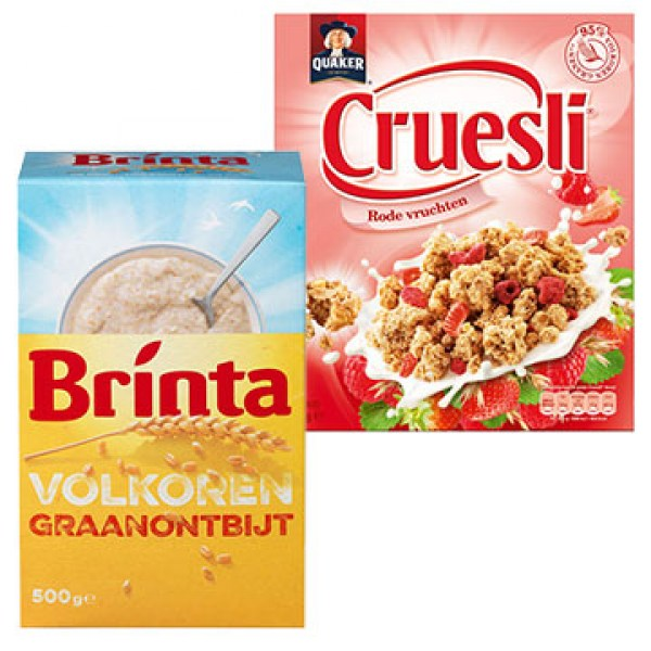 dutch cereals