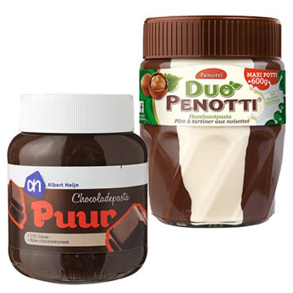 dutch chocolate paste