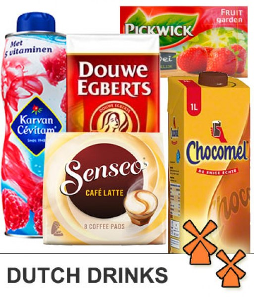 Dutch drinks for all ages