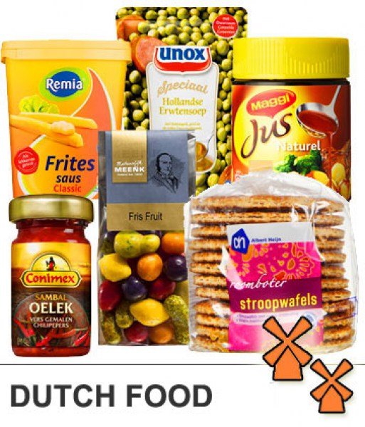 Dutch food online hollandforyou.com