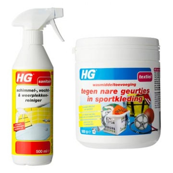 HG Cleaning Products