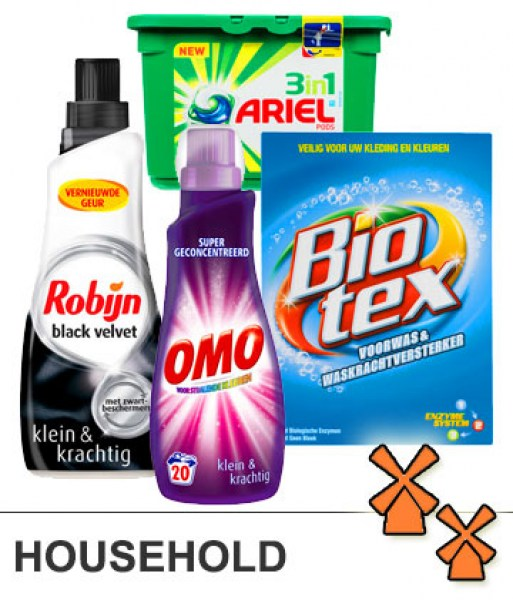 WASH and CLEANING products