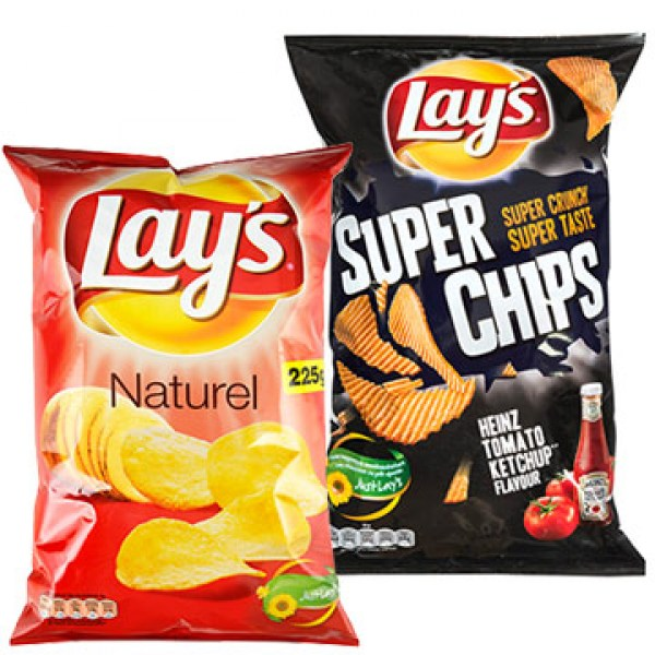 Lay's Aims to Improve Its Chips' Image