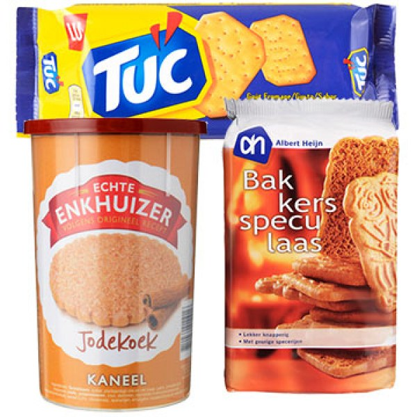 Dutch Biscuits and Speculaas