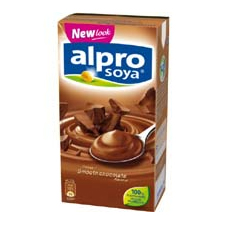 Alpro desserts alpro soja chocolade vla hollandforyou for Alpro soya cuisine light