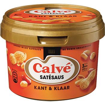 Calve Satay Sauce 500g Hollandforyou