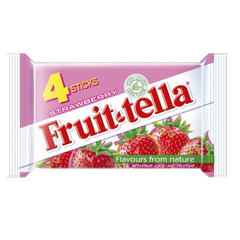 Fruittella-Strawberry