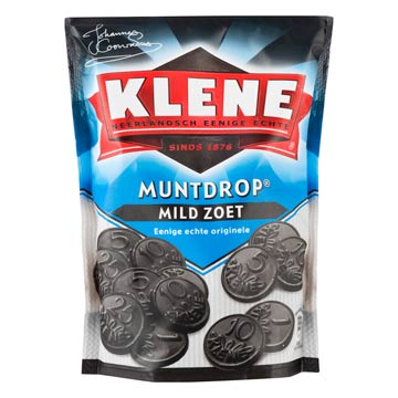 Voorkeur Klene munt drop licorice coins - Hollandforyou BS-84
