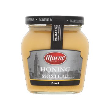 Marne-Honing-Mosterd-Zoet-235g