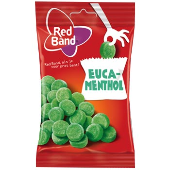 RED BAND EUCALYPTUS MENTHOL 1kg