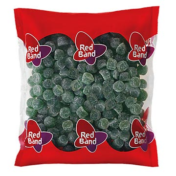 Red Band Menthol Gummies 1kg