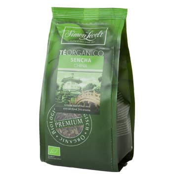 Simon levelt Sencha China 100g Green Tea