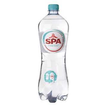 Spa Sparkling Mineral water Finese 1 ltr