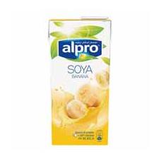 Alpro soya drink banaan hollandforyou for Alpro soya cuisine light