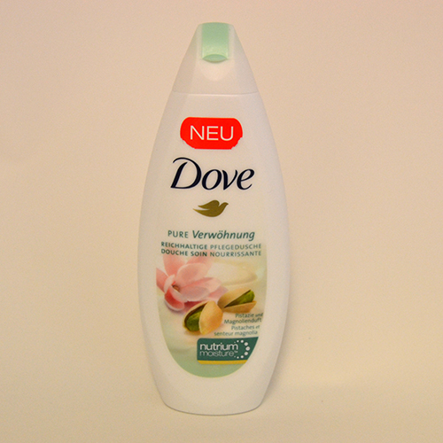 Dove Silk Glow - 250 ml - Douchegel