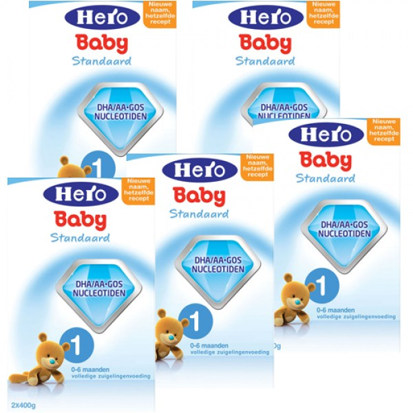 HERO BABY 1 Milk powder  buy 5