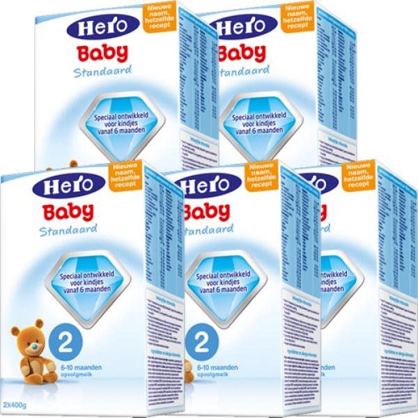 HERO BABY 2 Milk powder buy 5