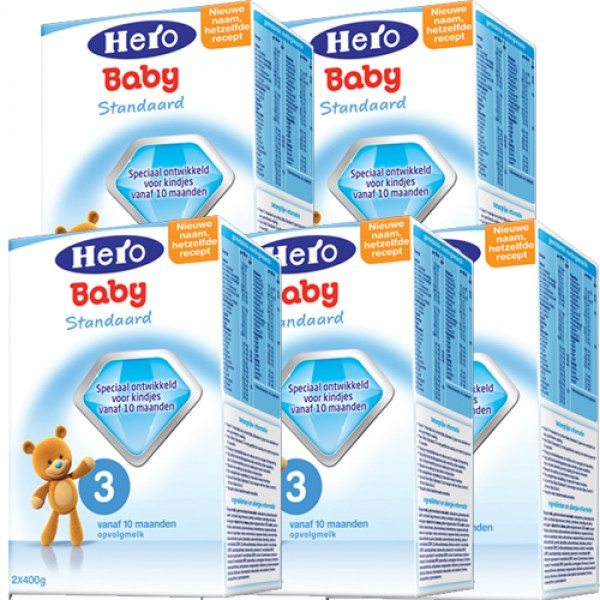 HERO BABY 3 Milk powder buy 5