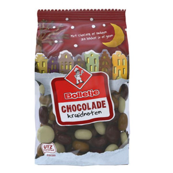 Bolletje chocolate pepernoten 310g