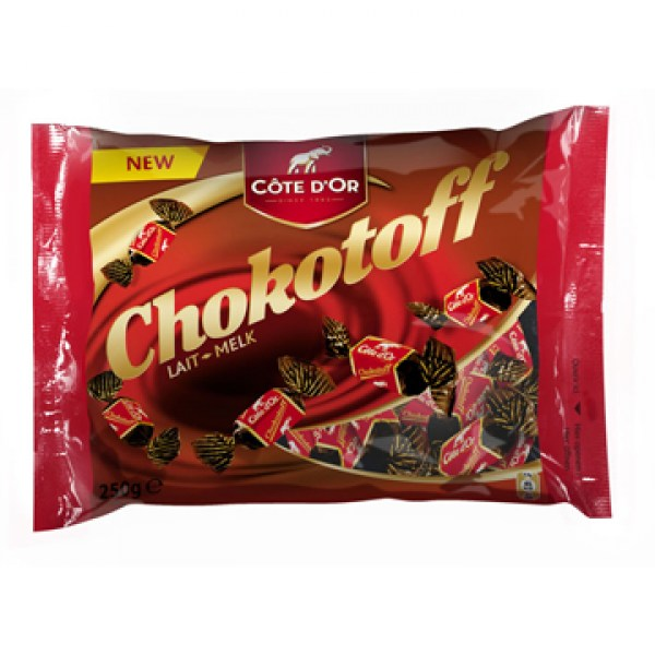Cote d Or Chokotoff Milk Chocolate 250g