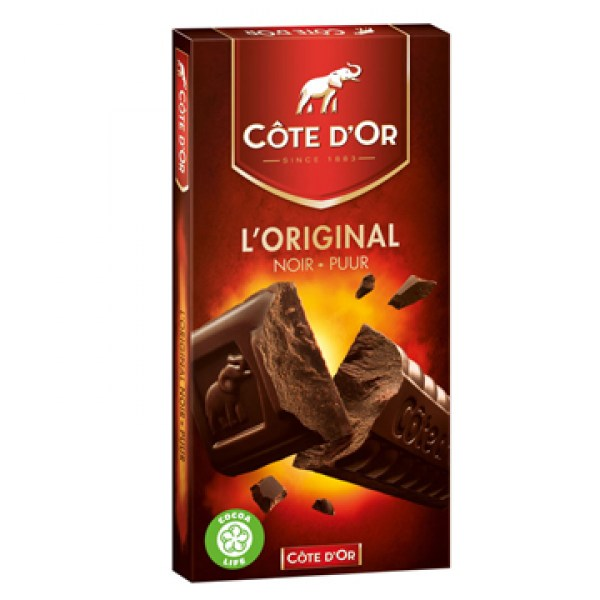 Cote d Or Tablet puur 200g