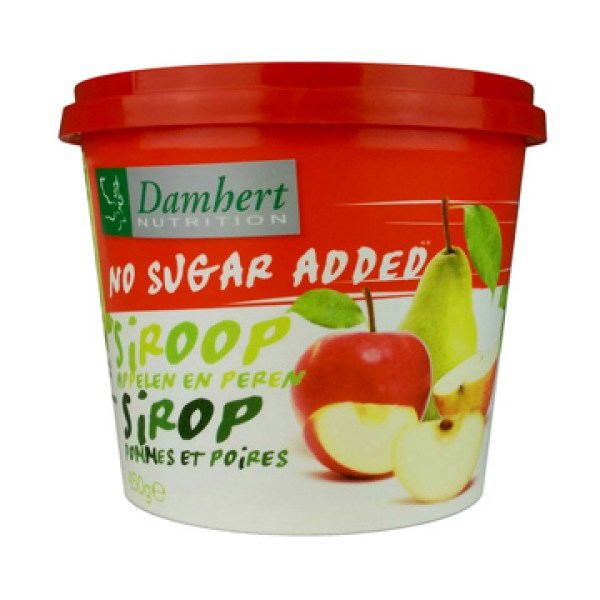 Damhurt Apple Pear Syrup sugar free 450g