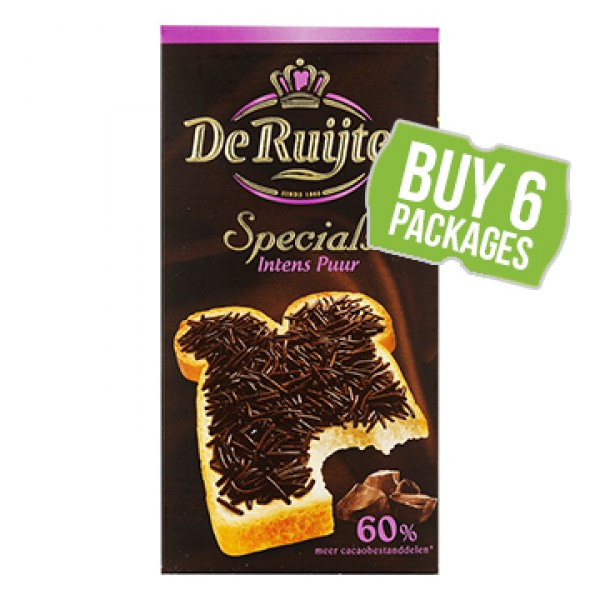 de Ruijter Specials Intens Dark