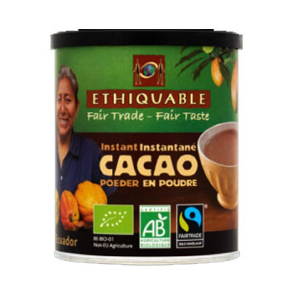 Ethiquable Instant Cacao Poeder 400g