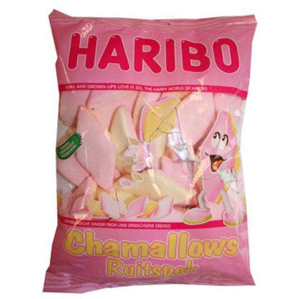 Haribo Chamallows Ruitspek 225g
