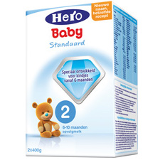 HERO BABY 2 Milk powder