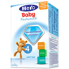 HERO BABY 4 Milk powder