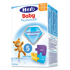 HERO BABY 5 Milk powder