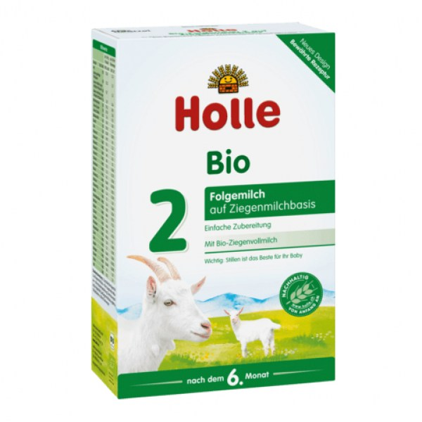 Holle Bio Anfangsmilch 2 (Goat milk )