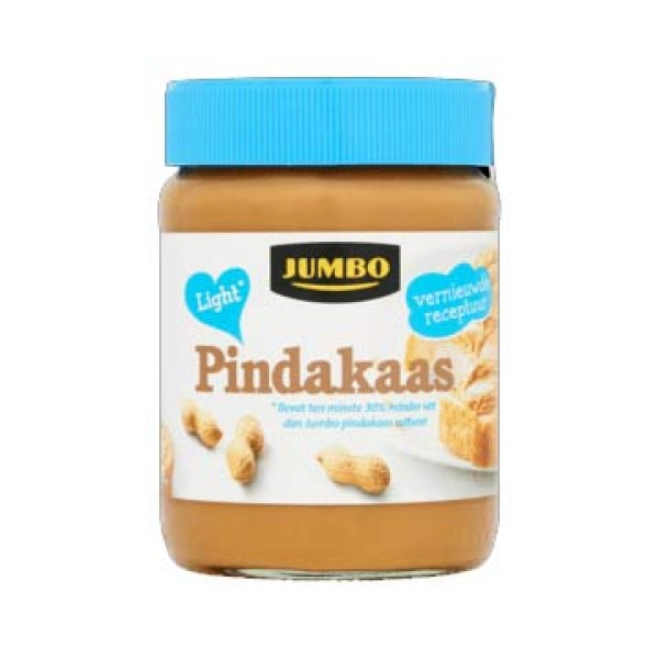 Jumbo Pindakaas light 350g