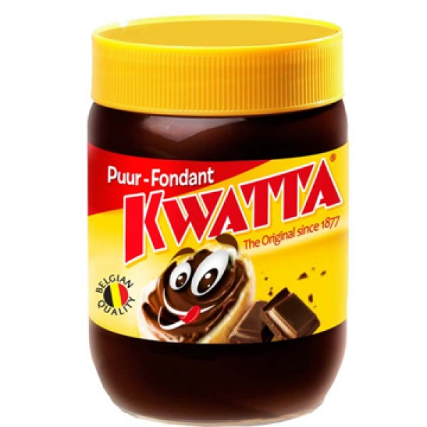 Kwatta Dark Chocolate paste 600g