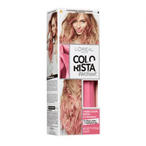 L'Oréal Colorista Wash out DIRTYPINK