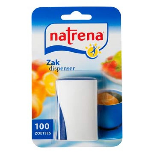 Natrena sweeteners classic dispenser 100pc