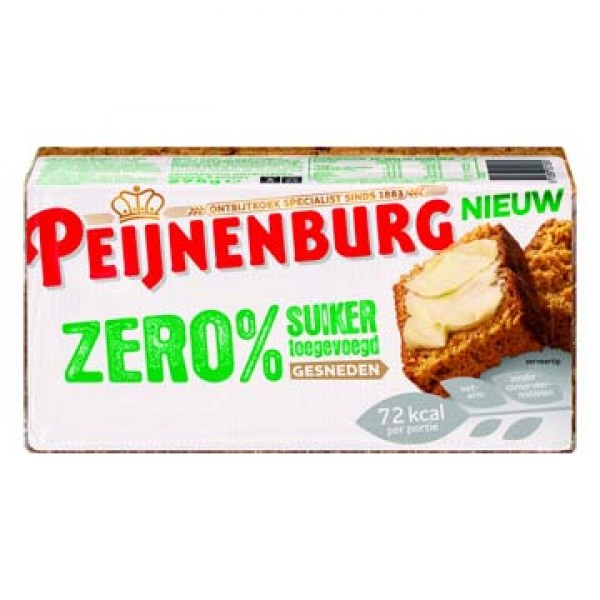 Peijnenburg Zero sugar breakfast cake 275g
