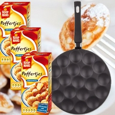 Dutch Pancake starter set