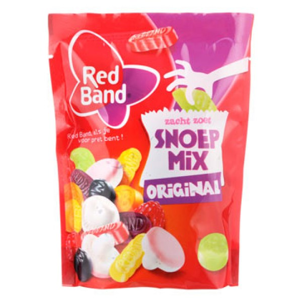Red Band Snoep­mix original 295g