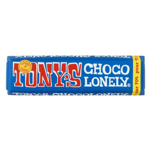Tonys Chocolonely Dark 50g