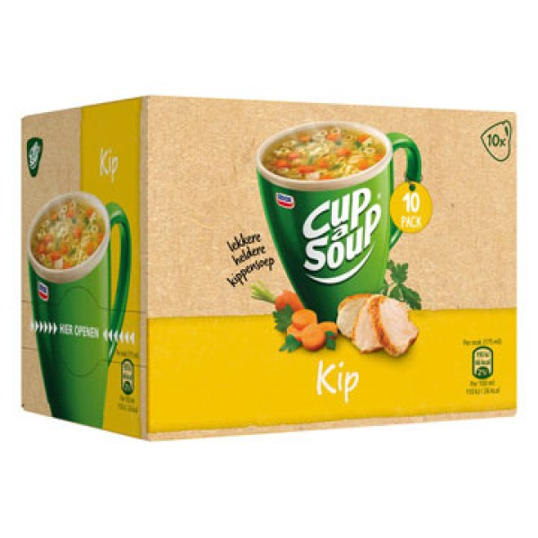Unox Cup a soup chicken 10 bags